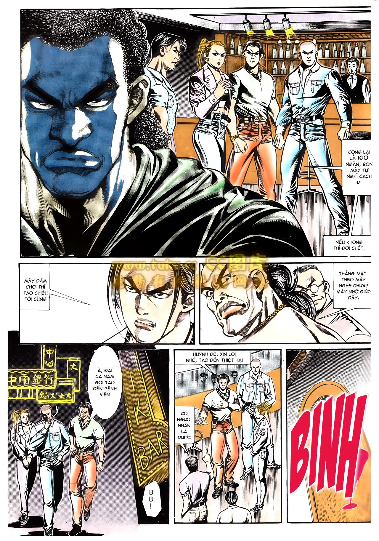 Người Trong Giang Hồ chapter 162: cưa đại tẩu trang 13