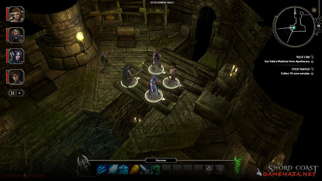 Sword Coast Legends Gameplay Screenshot 2