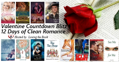 Valentine Countdown Blitz With Rafflecopter Giveaway Day 12