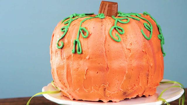 торты, торты на Хэллоуин, торты тыква, как приготовить торт тыкву, рецепты на Хэллоуин, блюда на Хэллоуин, орехи, орехи грецкие, торты с орехами, повидло, торты с повидлом,