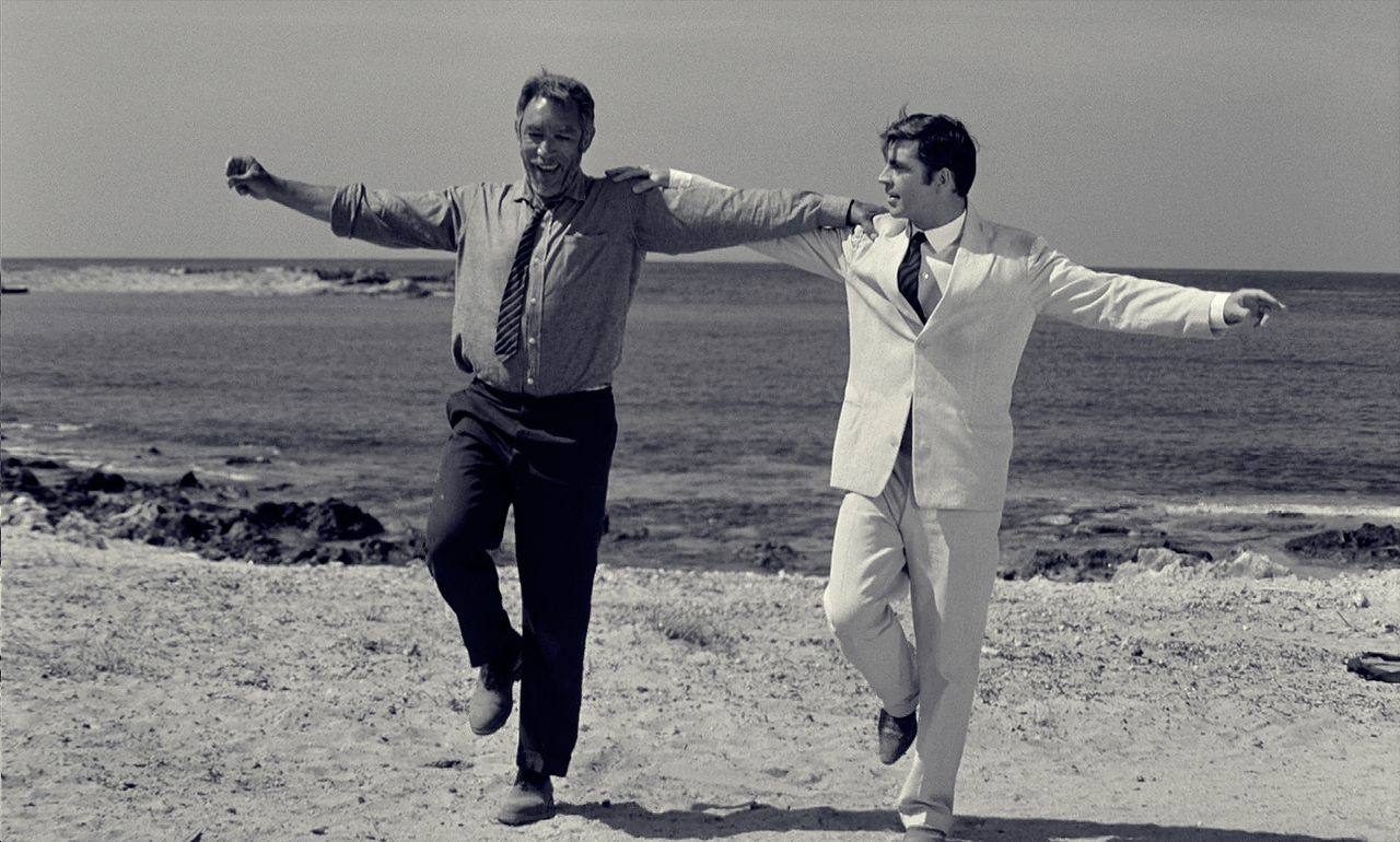 Anthony  Quinn  Zorba  The  Greek C