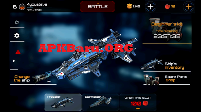 Planet Commander v1.3 Mod Apk Terbaru Android