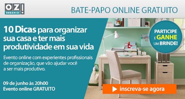 Webinario Organiza Brasil