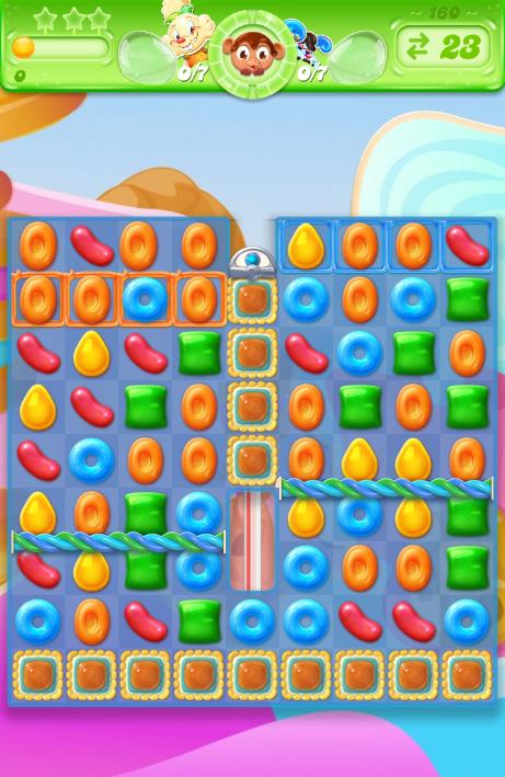Candy Crush Jelly Saga 160