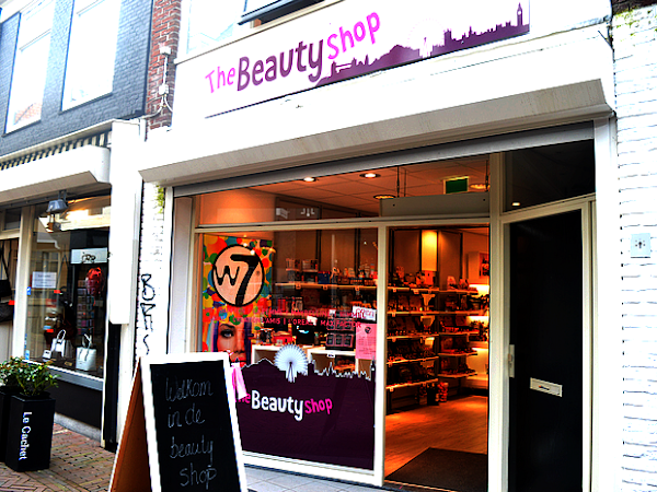 The Beauty Shop | Hotspot - Alkmaar