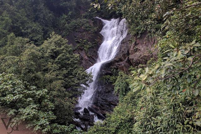 Kadambi falls, Kudremukha