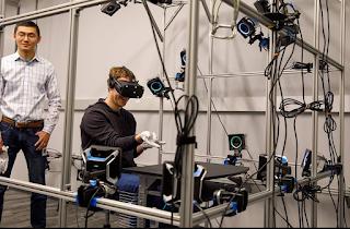 Facebook Dan Oculus Bekerja Sama Membuat Sarung Tangan Prototype