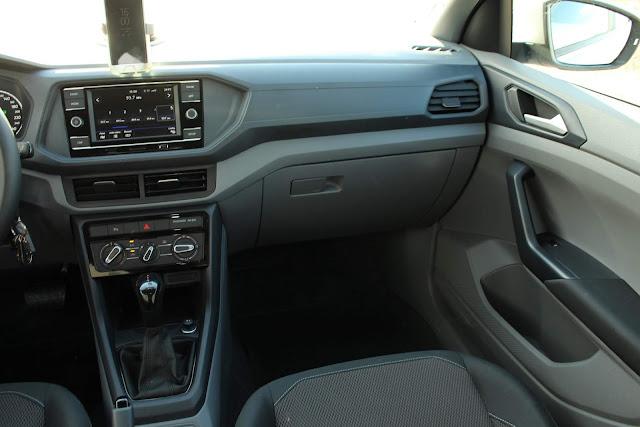 Volkswagen T-Cross 1.0 TSI TSI Automático - avaliação
