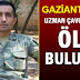Gaziantep'te Uzman çavuş, evinde ölü bulundu