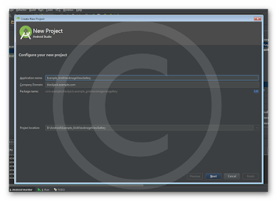 Android Studio - GridView Image Gallery