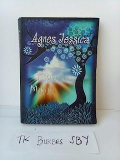 Sinopsis dan Jual Buku Agnes Jessica Firdaus Mimpi