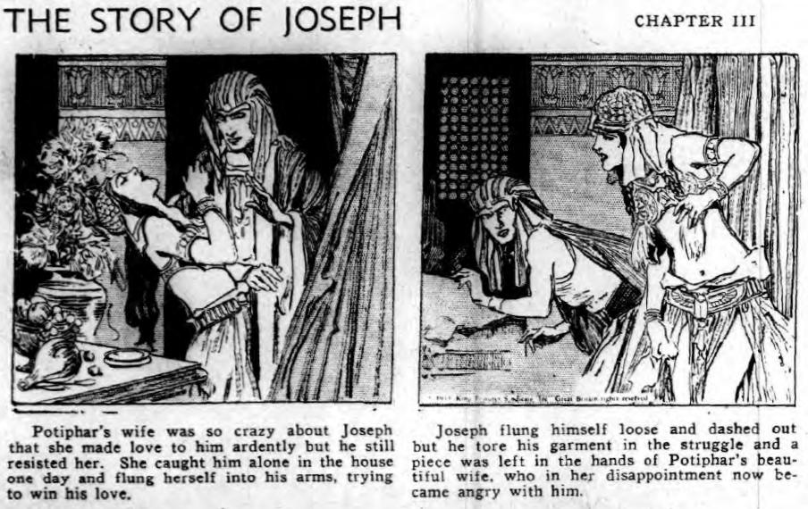 Dan Smith's story of Joseph