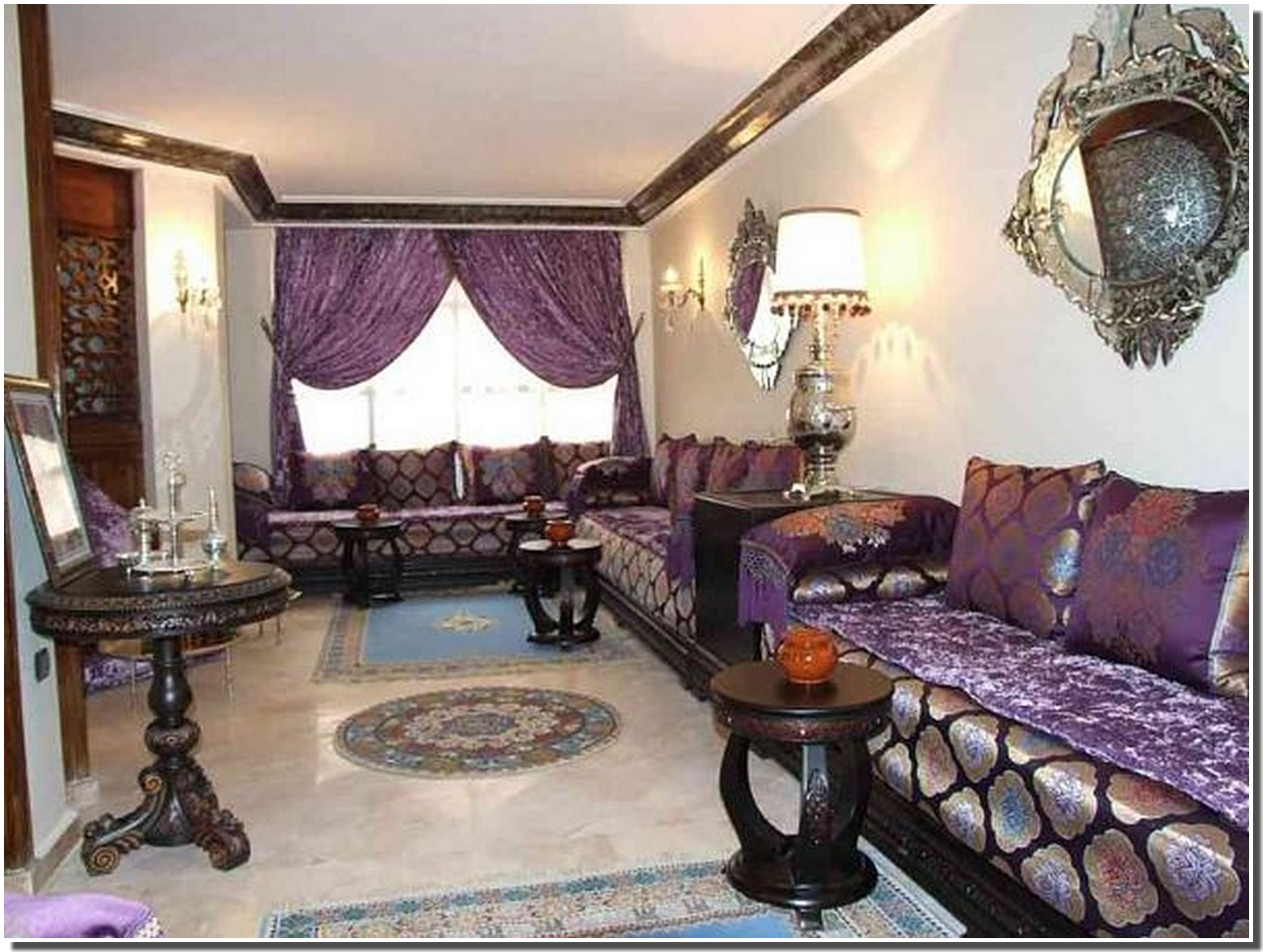 Salon Arabe Nassima Home Salon Arabe
