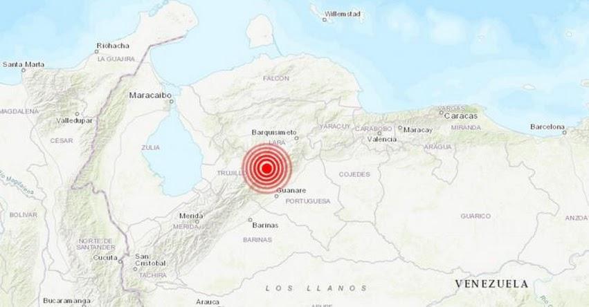 Temblor en Venezuela de Magnitud 5.1 (Hoy Domingo 12 Julio 2020) REPORTE OFICIAL Sismo Terremoto Epicentro - El Tocuyo - FUNVISIS - www.funvisis.gob.ve