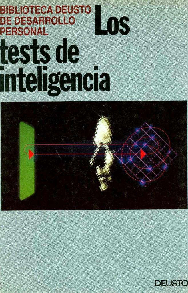 Los tests de inteligencia – DEUSTO