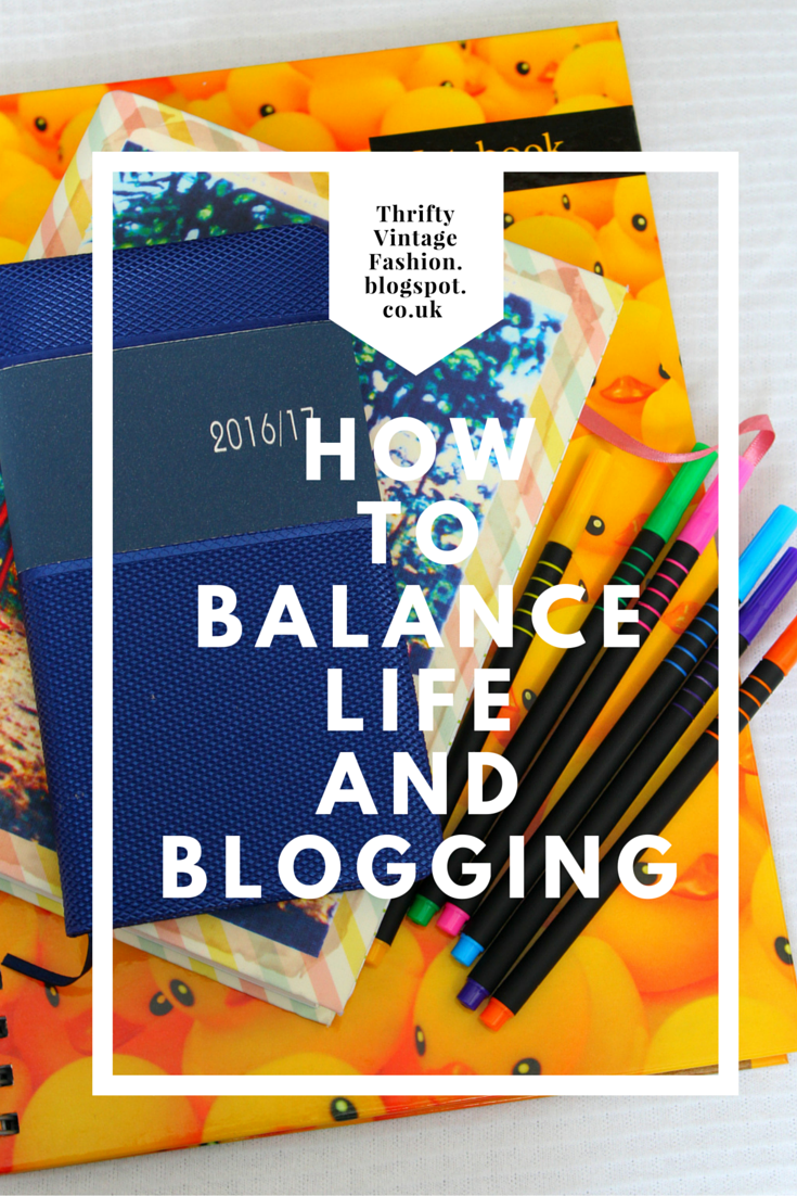 How To Balance Life And Blogging school college advice organisation