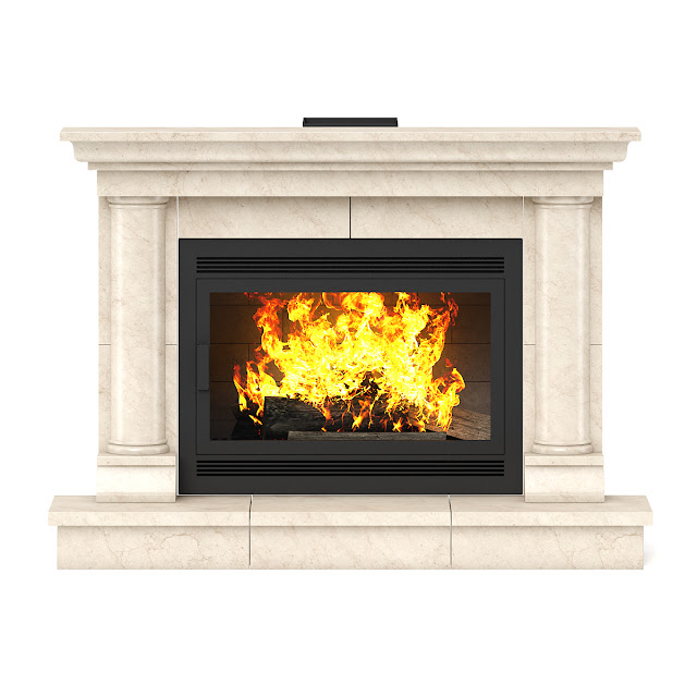 3D model free -  Fireplaces_13