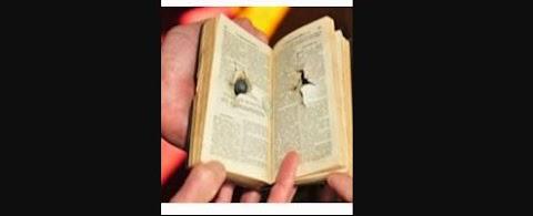Como la Biblia le salvo la vida