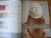 Striped Hat pattern for the Oval Loom Knitting Kit