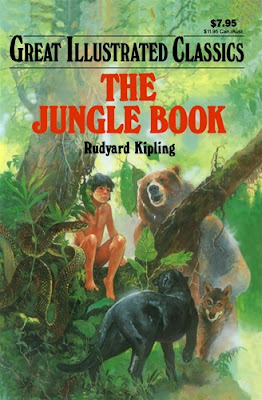 Things We Learn from Children's Books: The Jungle Book by Rudyard Kipling