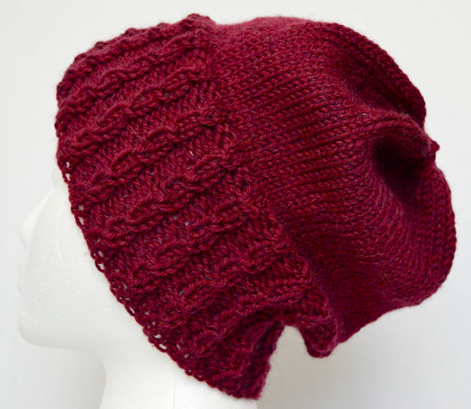 cd5df75a3 Jeannie Gray Knits: Like mother, like daughter