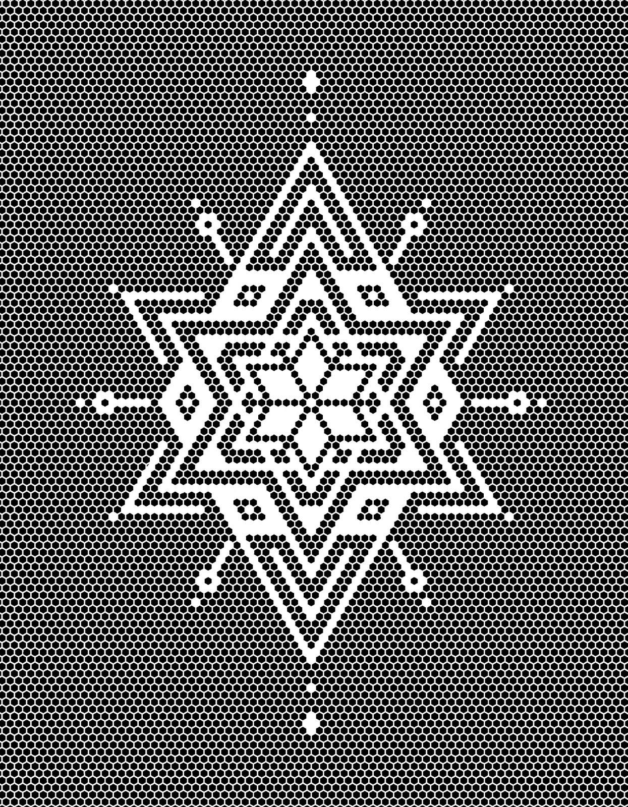 hexagon tile patterns free tile