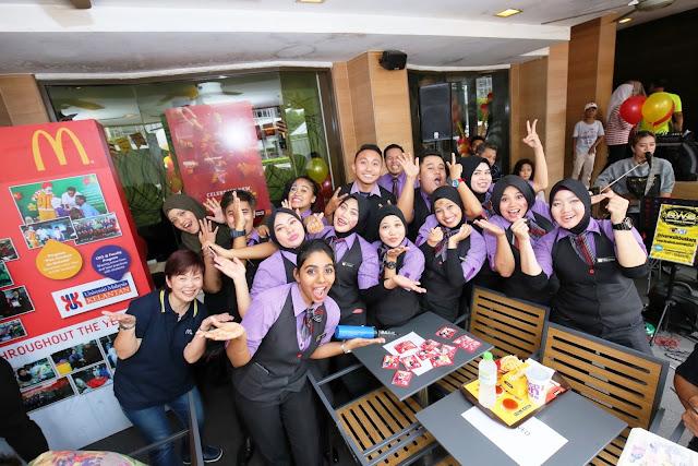 McDonald's Opens at The Intermark to mark new memories following closure of Ampang Park