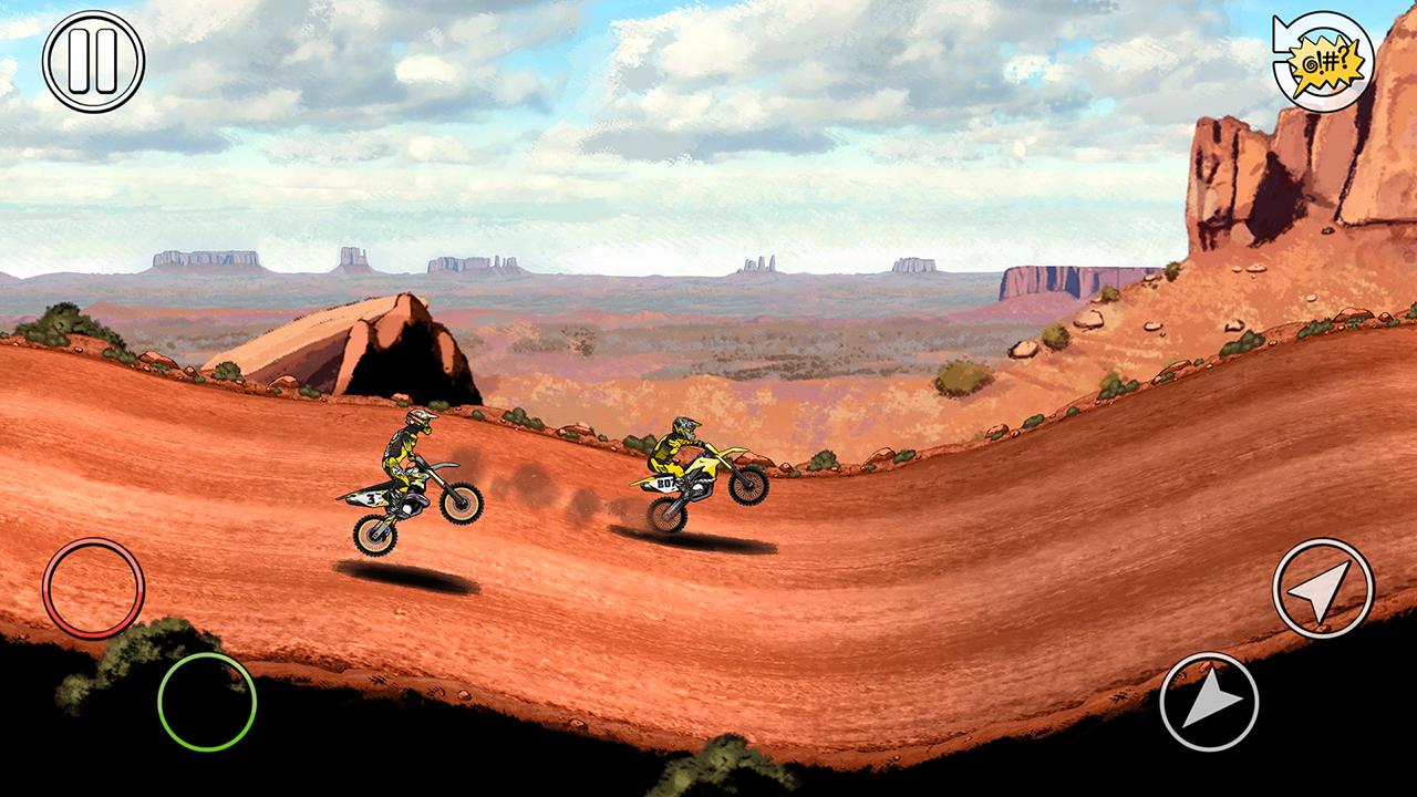 Mad Skills Motocross 2 MOD APK Terbaru