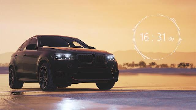 BMW X6 - Full HD Wallpaper Engine