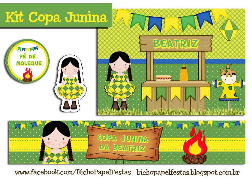 Kit Festa Copa Junina