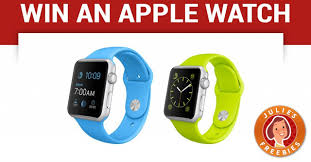 Get your apple watch now!