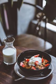 desayuno hotel saludable