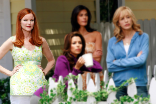 Desperate Housewife Bree Van Der Kamp