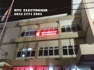 running text, running text outdoor, grosir running text, running text led, running text semarang, toko running text, toko spare part running text,