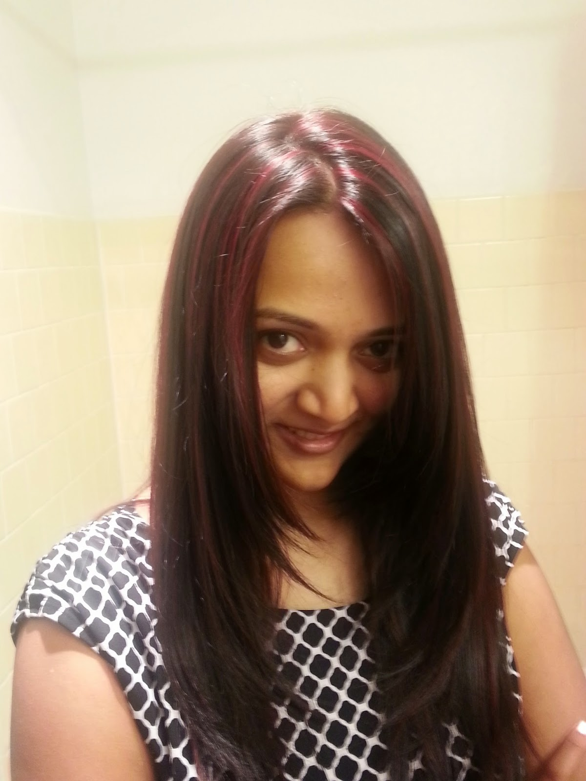 Red Highlights - 2 - Ananya Tales - photo#50