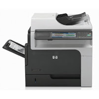 HP LaserJet M4555 MFP downloads driver para Windows e Mac