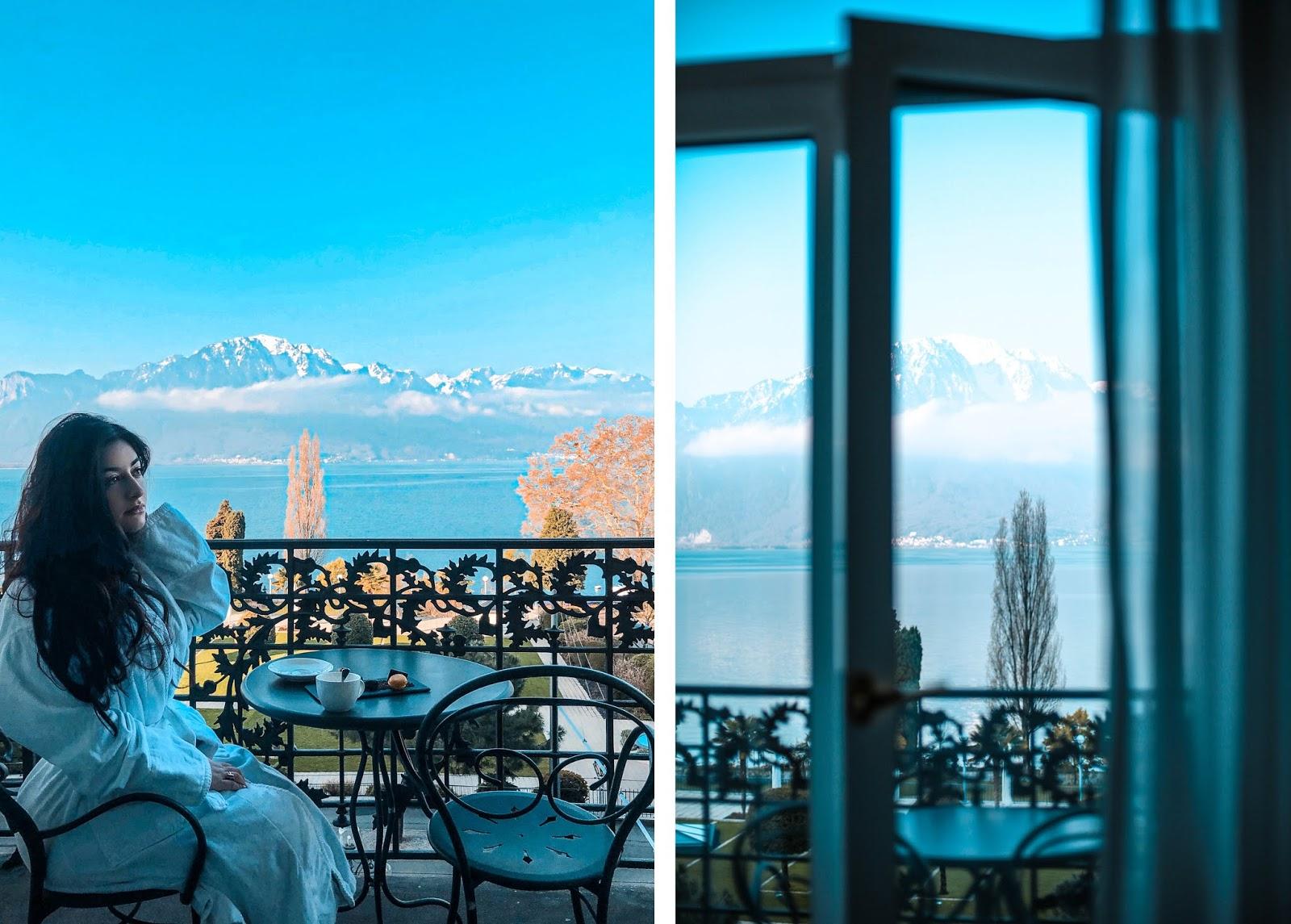 venus is naive Fairmont Le Montreux Palace blog voyage