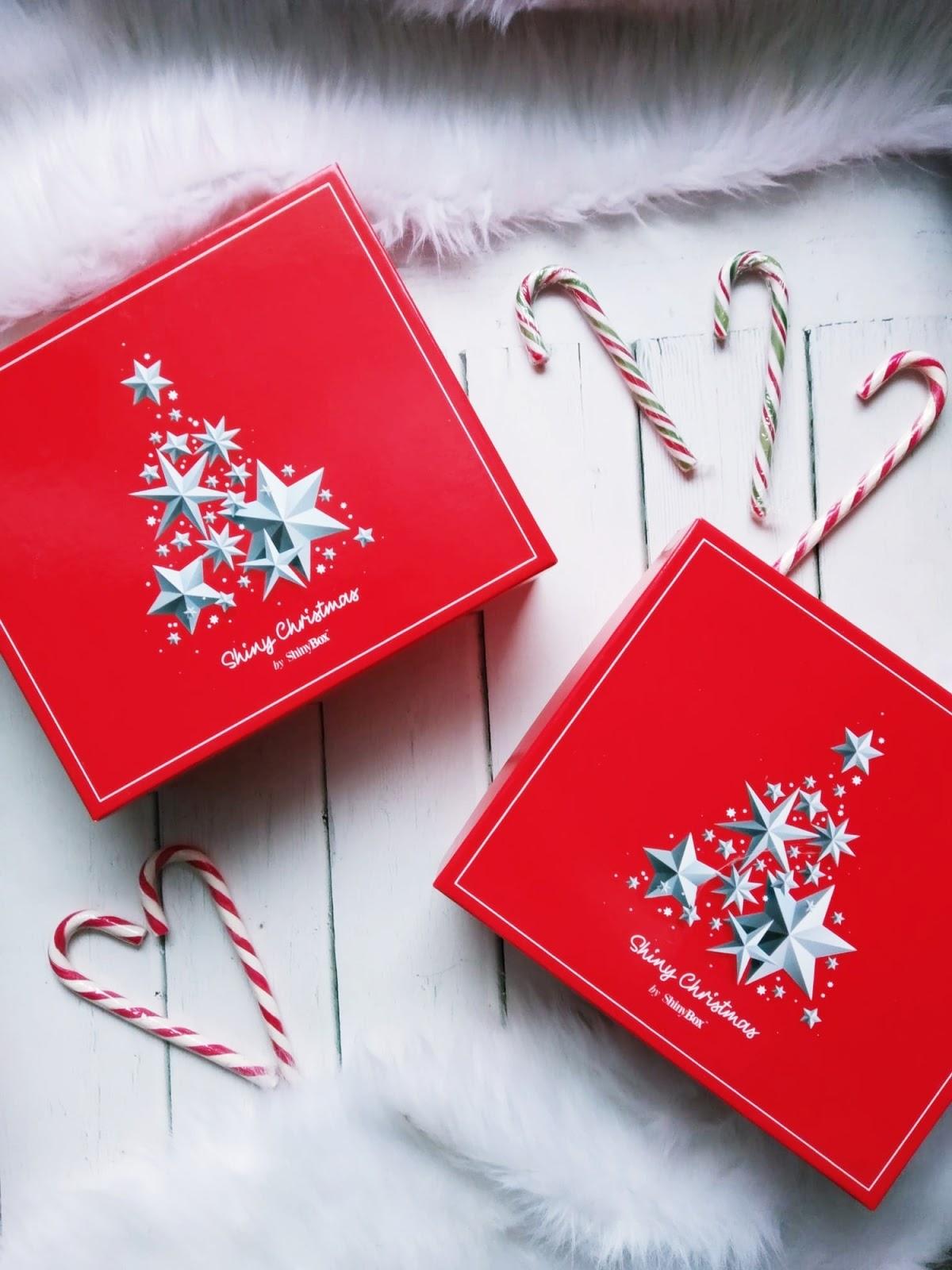 Shiny Box Grudzień 2018 – Shiny Christmas