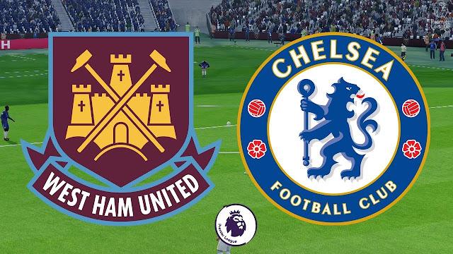 Prediksi Liga Inggris Premier League West Ham vs Chelsea 23 September 2018 Pukul 19.30 WIB