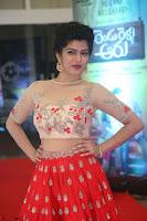 Mahima in beautiful Red Ghagra beigh transparent choli ~  Exclusive 094.JPG