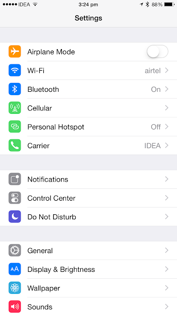 5 steps you can take to increase battery life on an iPhone running iOS 8