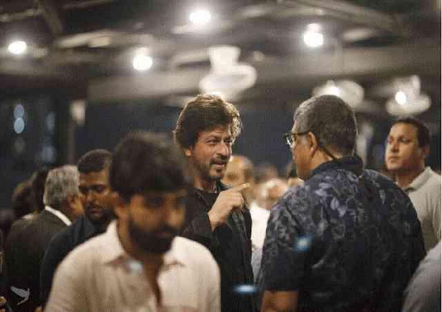 Kaitan & Hingorani, Shahrukh Khan