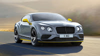 Bentley launches new Continental GT Speed and striking Black Edition