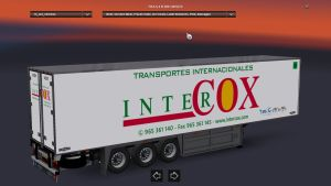 Old Chereau Trailers Pack