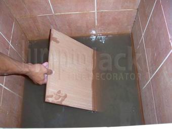 JumpinJack Cara  Memasang  Keramik  Dinding