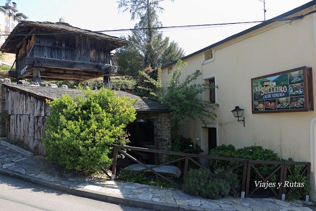 Sidrería Solleiro Taramundi, Asturias