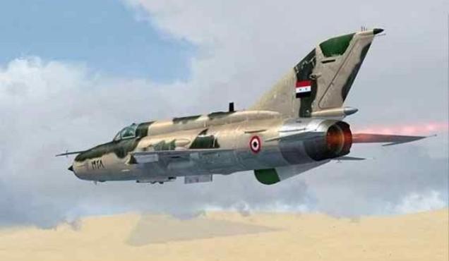 Amerika Beri Amaran Akan Tembak Jet Syria, Russia