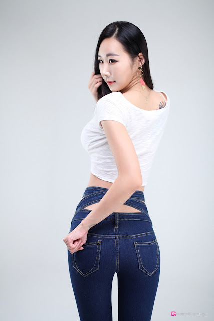 5 Lee Yoon Hee - Pictorial - very cute asian girl-girlcute4u.blogspot.com