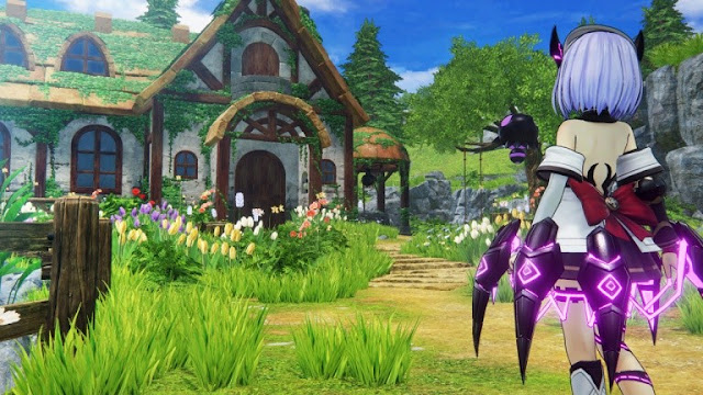 الكشف عن تاريخ إصدار نهائي للعبة Death End re;Quest باليابان