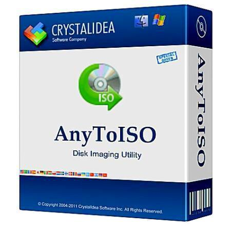 AnyToISO Pro 3.6.2 Build 486 + Crack
